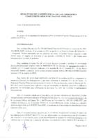 Res. 03-2014 del Comite Especial sobre Reconsideración de Consorcio Expreso Panamericana