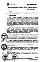 001-2009-GG Administración, control y asignación de bienes patrimoniales del IMPL