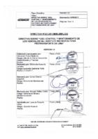 001-2011-GG Uso, control y mantenimiento de los vehículos del IMPL