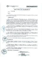 001-2014-OGAF Regula el régimen especial laboral de Contrato Administrativo de Servicios – CAS en el IMPL