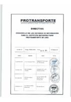 001-2015-GTI Desarrollo de los Sistema de Información para el IMPL