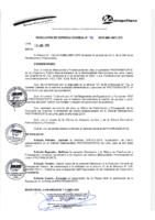 001-2015-OPP Autorización de crédito presupuestario en Protransporte para el año Fiscal 2015