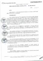 001-2016-OPP Ejecución presupuestaria del gasto del Instituto Metropolitano Protransporte de Lima
