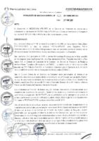 001-2017-GPIC  Procedimiento para la Aplicación de Penalidades por Incumplimiento Contractual del Contrato de Concesión de la Operación de la Unidad de Recaudo y del Servicio de Transporte de Pasajeros mediante Buses Troncales y Alimentadores COSAC I