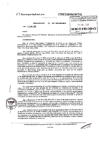 Resolución de Presidencia Ejecutiva N° 001-2017-MML/IMPL/PE