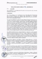 001-2018-OPP Conciliación Presupuestal y Financiera de los Ingresos y Gastos para el año fiscal 2018 en el Instituto Metropolitano Protransporte de Lima