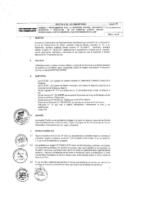 002-2012-OGAF Normas y Procedimientos para la Recepción, Control y Seguimiento, Renovación y Devolución de las Garantías (Carta Fianza) presentadas al IMPL