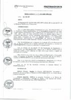002-2014-OPP Neutralidad y prohibición del uso de bienes o recursos de PROTRANSPORTE, en el marco de los Procesos Electorales