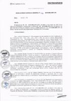 002-2016-OPP Normas para establecer Lineamientos para el envío de información estadística de las Unidades Orgánicas del IMPL