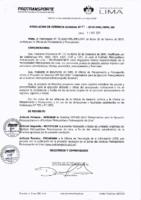 003-2019-OPP Lineamientos para la Ejecución Presupuestaria en el Instituto Metropolitano Protransporte de Lima