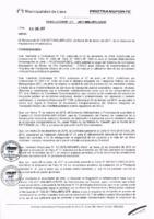 Resolución de la Oficina General de Administración y Finanzas N° 004-2017-MML/IMPL/OGAF
