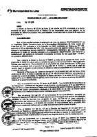 Resolución de la Oficina General de Administración y Finanzas N° 005-2016-MML/IMPL/OGAF