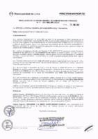 Resolución de la Oficina General de Administración y Finanzas N° 006-2017-MML/IMPL/OGAF
