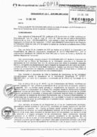 Resolución de la Oficina General de Administración y Finanzas N°007-2018-MML/IMPL/OGAF
