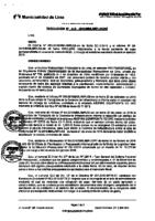 Resolución de la Oficina General de Administración y Finanzas N° 008-2016-MML/IMPL/OGAF