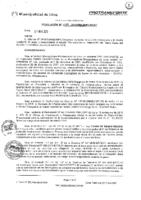 Resolución de la Oficina General de Administración y Finanzas N° 009-2016-MML/IMPL/OGAF