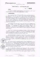 Resolución de la Oficina General de Administración y Finanzas N° 010-2017-MML/IMPL/OGAF