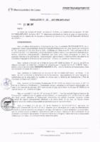 Resolución de la Oficina General de Administración y Finanzas N° 011-2017-MML/IMPL/OGAF