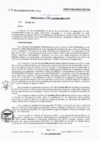 Resolución de la Oficina General de Administración y Finanzas N° 012-2016-MML/IMPL/OGAF