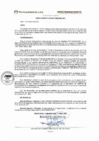 Resolución de Presidencia Ejecutiva N°012-2017-MML/IMPL/PE