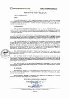 Resolución de Presidencia Ejecutiva N°013-2017-MML/IMPL/PE