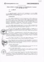 Resolución de la Oficina General de Administración y Finanzas N° 013-2017-MML/IMPL/OGAF