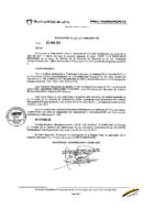 Resolución de Presidencia Ejecutiva N°019-2017-MML/IMPL/PE