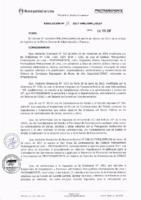 Resolución de la Oficina General de Administración y Finanzas N° 019-2017-MML/IMPL/OGAF