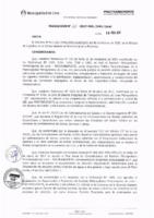 Resolución de la Oficina General de Administración y Finanzas N° 020-2017-MML/IMPL/OGAF
