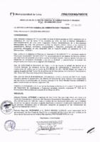 Resolución de la Oficina General de Administración y Finanzas N° 021-2016-MML/IMPL/OGAF
