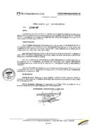 Resolución de Presidencia Ejecutiva N°021-2017-MML/IMPL/PE