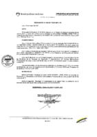 Resolución de Presidencia Ejecutiva N°022-2017-MML/IMPL/PE
