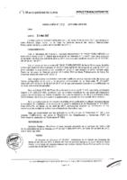 Resolución de Presidencia Ejecutiva N°023-2017-MML/IMPL/PE