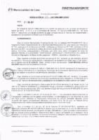 Resolución de la Oficina General de Administración y Finanzas N° 023-2017-MML/IMPL/OGAF