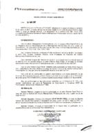Resolución de Presidencia Ejecutiva N°024-2017-MML/IMPL/PE