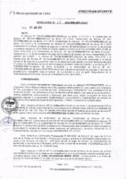 Resolución de la Oficina General de Administración y Finanzas N° 025-2016-MML/IMPL/OGAF