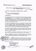 Resolución de la Oficina General de Administración y Finanzas N° 026-2016-MML/IMPL/OGAF