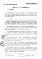 Resolución de la Oficina General de Administración y Finanzas N° 026-2017-MML/IMPL/OGAF