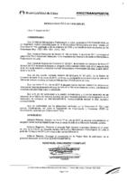 Resolución de Presidencia Ejecutiva N°026-2017-MML/IMPL/PE