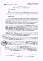 Resolución de la Oficina General de Administración y Finanzas N° 027-2016-MML/IMPL/OGAF
