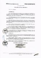 Resolución de Presidencia Ejecutiva N°027-2017-MML/IMPL/PE