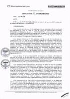 Resolución de la Oficina General de Administración y Finanzas N° 028-2017-MML/IMPL/OGAF