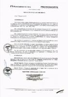 Resolución de Presidencia Ejecutiva N°030-2017-MML/IMPL/PE