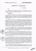 Resolución de la Oficina General de Administración y Finanzas N° 032-2017-MML/IMPL/OGAF