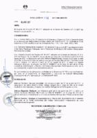 Resolución de Presidencia Ejecutiva N°032-2017-MML/IMPL/PE