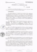 Resolución de la Oficina General de Administración y Finanzas N° 033-2016-MML/IMPL/OGAF