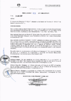 Resolución de Presidencia Ejecutiva N°033-2017-MML/IMPL/PE