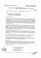 Resolución de la Oficina General de Administración y Finanzas N° 034-2016-MML/IMPL/OGAF