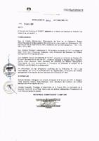 Resolución de Presidencia Ejecutiva N°035-2017-MML/IMPL/PE