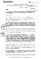 Resolución de Gerencia Gerencial N° 035-2019-MML/IMPL/GG